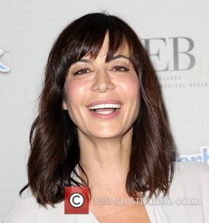 Catherine Bell PlayStation Epic Halloween Bash - Arrivals Los Angeles, California - 27.10.12