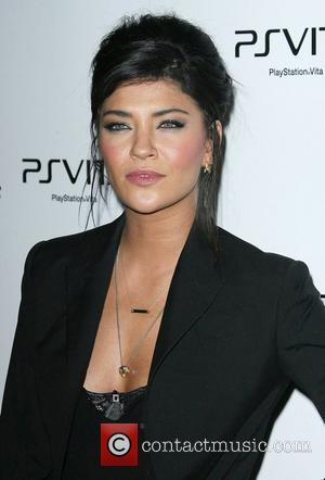 Jessica Szohr Sony Playstation PS Vista Portable Entertainment System Launch Party held at The Warehouse at Siren Studios Los Angeles,...