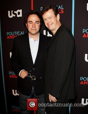 Roger Bart and Dylan Baker World Premiere of USA Network's 'Political Animals'  New York City, USA - 25.06.12