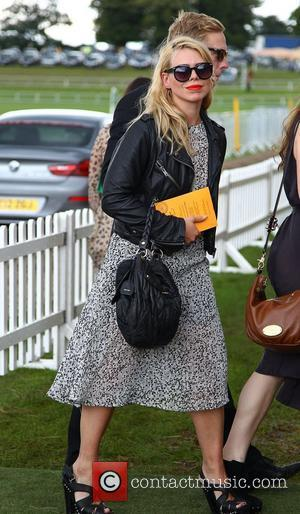 Billie Piper and Laurence Fox Veuve Clicquot Gold Cup - Polo tournament held at Cowdray Park Polo Club  Midhurst,...