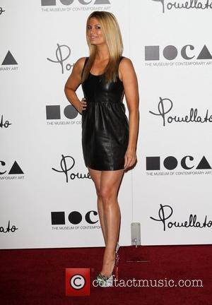 Courtney Hansen Grand opening of Pomellato Boutique benefiting MOCA hosted by Tilda Swinton in Beverly Hills - Arrivals Los Angeles,...