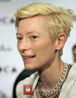 Tilda Swinton Grand opening of Pomellato Boutique benefiting MOCA hosted by Tilda Swinton in Beverly Hills - Arrivals Los Angeles,...