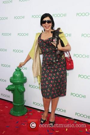 Maria Conchita Alonso Grand opening of the Pooch Hotel  Los Angeles, California - 03.05.12