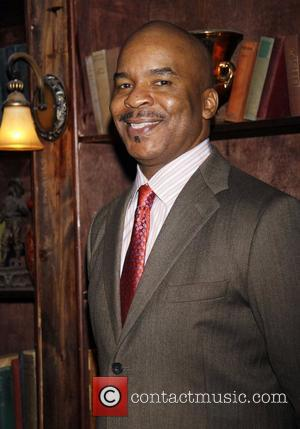 David Alan Grier  Broadway opening night after party for 'The Gershwins' Porgy and Bess' held at the McKittrick hotel...