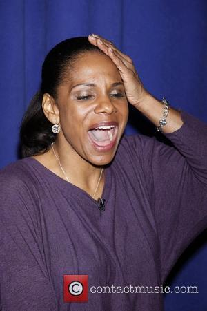 Audra Mcdonald Celebrating New Year Engagement