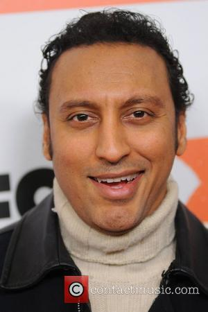 Aasif Mandvi The second season premiere of 'Portlandia' at the Museum of Natural History New York City, USA - 05.01.12