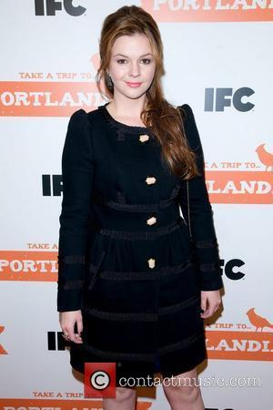 Amber Tamblyn The second season premiere of 'Portlandia' at the Museum of Natural History New York City, USA - 05.01.12