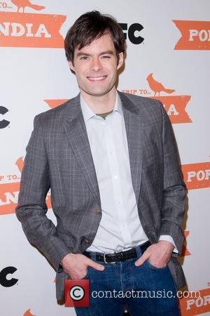 Bill Hader The second season premiere of 'Portlandia' at the Museum of Natural History New York City, USA - 05.01.12