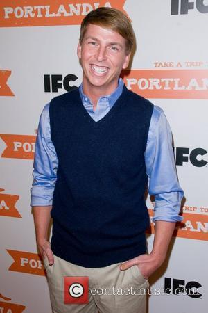 Jack McBrayer The second season premiere of 'Portlandia' at the Museum of Natural History New York City, USA - 05.01.12