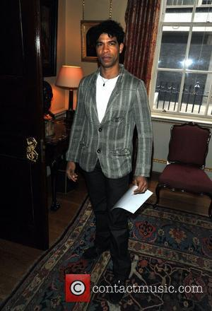 Carlos Acosta Positive View Foundation - launch party held at Spencer House. London, England - 16.04.12