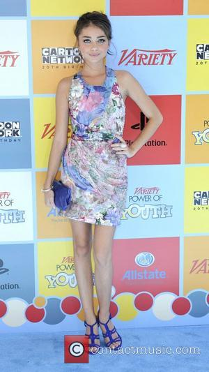 Sarah Hyland  Variety's Power of Youth presented by the Cartoon Network at Paramount Studios - Arrivals Los Angeles, California...