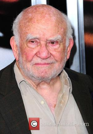 Edward Asner World Premiere of Columbia Pictures 'Premium Rush' at Regal Union Square New York New York City, USA -...