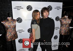Nicole Appleton; Liam Gallagher Rock stars and celebrities attend Liam Gallagher's 'Pretty Green London Collections: Men's Autumn/Winter 2013 Launch' held...