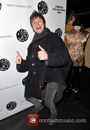 Tom Meighan Rock stars and celebrities attend Liam Gallagher's 'Pretty Green London Collections: Men's Autumn/Winter 2013 Launch' held at The...