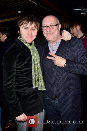 James Buckley and Pretty Green Clothing