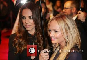 Mel C, Emma Bunton and Grosvenor House