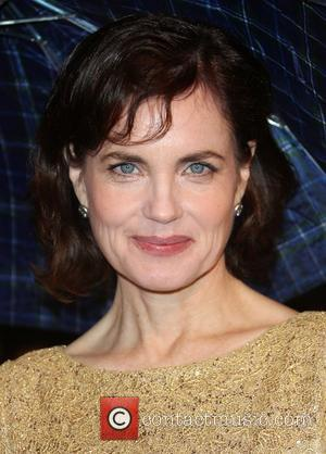 Elizabeth McGovern and Grosvenor House