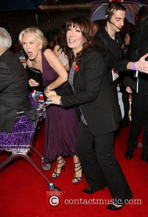 Lisa Maxwell and Jane McDonald The Daily Mirror Pride of Britain Awards 2012 held at Grosvenor House hotel - Arrivals...