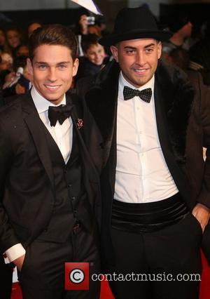Joey Essex, James Argent The Daily Mirror Pride of Britain Awards 2012 held at Grosvenor House hotel - Arrivals...
