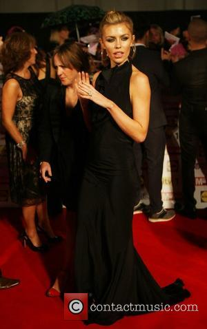 Abbey Clancy and Grosvenor House