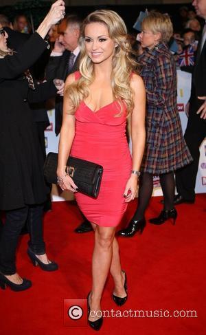 Ola Jordan The Daily Mirror Pride of Britain Awards 2012 held at Grosvenor House hotel - Arrivals  London, England...