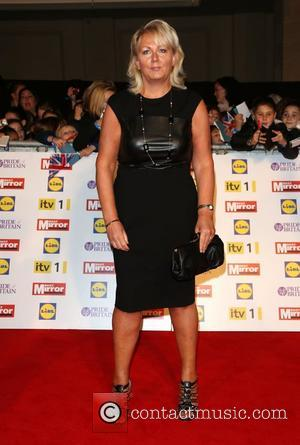 Sue Cleaver The Daily Mirror Pride of Britain Awards 2012 held at Grosvenor House hotel - Arrivals London, England -...