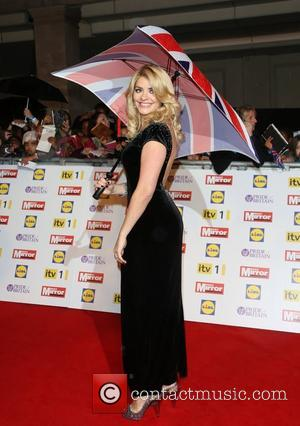 Holly Willoughby and Grosvenor House