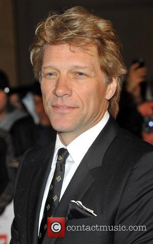 Jon Bon Jovi Feared For Family During Sandy Storms