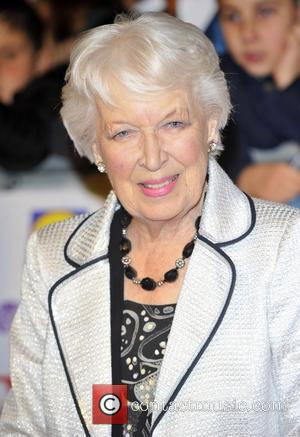 June Whitfield and Grosvenor House