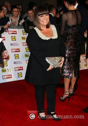 Dawn French and Grosvenor House