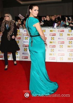 Kirsty Gallacher The Daily Mirror Pride of Britain Awards 2012 held at Grosvenor House hotel - Arrivals London, England -...
