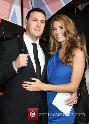 Paddy McGuinness and wife Christine Martin The Daily Mirror Pride of Britain Awards 2012 held at Grosvenor House hotel -...