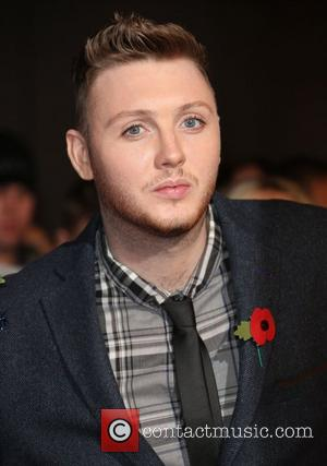 James Arthur The Daily Mirror Pride of Britain Awards 2012 held at Grosvenor House hotel - Arrivals London, England -...