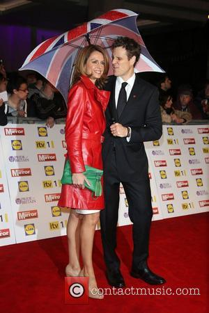 James Cracknell and wife Beverley Turner The Daily Mirror Pride of Britain Awards 2012 held at Grosvenor House hotel -...