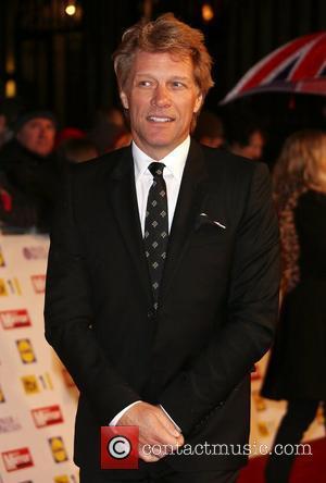 Jon Bon Jovi The Daily Mirror Pride of Britain Awards 2012 held at Grosvenor House hotel - Arrivals London, England...