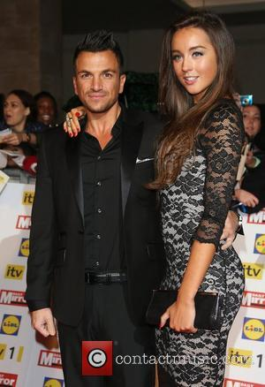 Peter Andre's New Girlfriend Is Music Muse