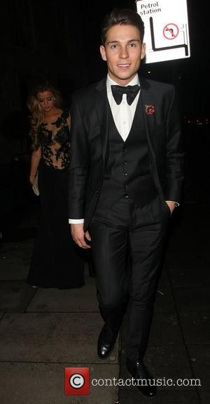 Joey Essex leaving The Daily Mirror Pride of Britain Awards 2012 held at Grosvenor House hotel  London, England -...