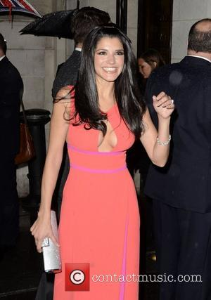 Natalie Anderson and Grosvenor House