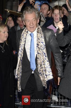 Grosvenor House, Ian McKellen