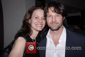 Daisy Foote and Tim Guinee