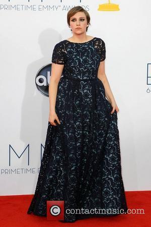 Lena Dunham and Emmy Awards