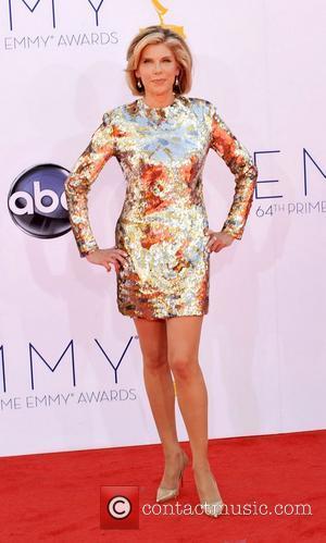 Christine Baranski  64th Annual Primetime Emmy Awards, held at Nokia Theatre L.A. Live - Arrivals Los Angeles, California -...