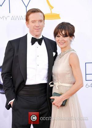 Damian Lewis, Helen McCrory  64th Annual Primetime Emmy Awards, held at Nokia Theatre L.A. Live - Arrivals Los Angeles,...