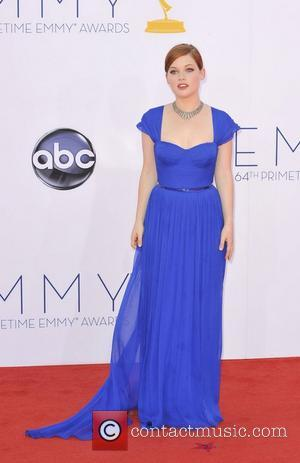 Jane Levy  64th Annual Primetime Emmy Awards, held at Nokia Theatre L.A. Live - Arrivals Los Angeles, California -...