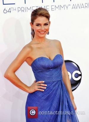 Maria Menounos and Emmy Awards