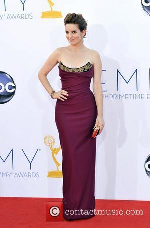 Tina Fey and Emmy Awards