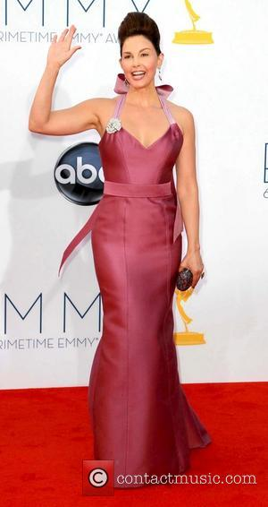 Ashley Judd  64th Annual Primetime Emmy Awards, held at Nokia Theatre L.A. Live - Arrivals Los Angeles, California -...