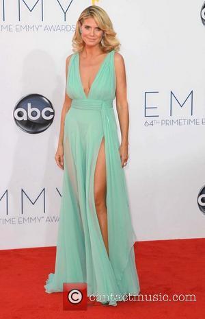 Heidi Klum and Emmy Awards