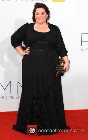 Melissa McCarthy  64th Annual Primetime Emmy Awards, held at Nokia Theatre L.A. Live - Arrivals Los Angeles, California -...