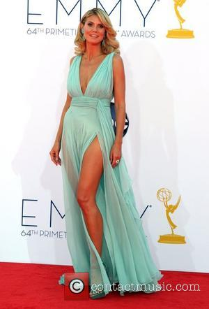 Heidi Klum, Emmy Awards